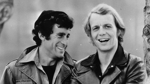 Paul Michael Glaser and David Soul in the original series of Starsky and Hutch