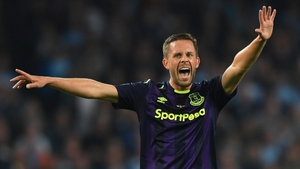 Gylfi Sigurdsson joined Everton after the start of the Premier League season