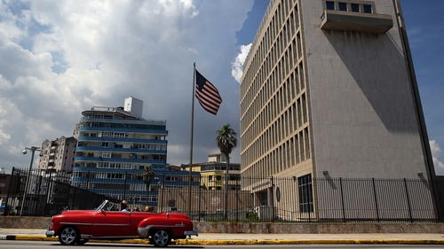 Medical records: Diplomats to Havana suffered TBI, damage to nervous system