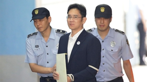 Samsung Group heir Jay Y Lee, has been set free after a year's detention