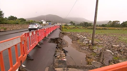 Donegal farmers meet to discuss flood damage