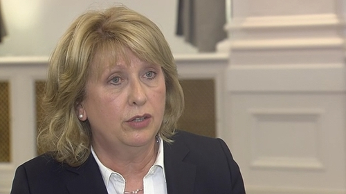 Mary McAleese said the pope's mode of thinking in putting the defence of the institution first was due to his formation as a priest and as a bishop