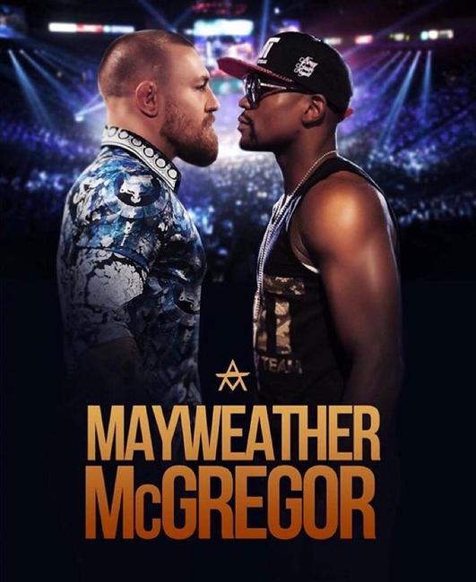 Mayweather V's McGregor
