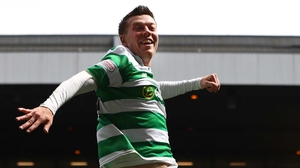 Callum McGregor wants to sign off in the Champions League with a win