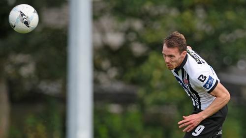 St Johnstone sign David McMillan after striker's Dundalk exit