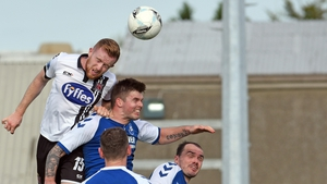 Sean Hoare was among the goals for Dundalk