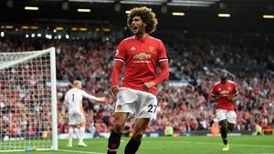 Marouane Fellaini wants a title challenge from Manchester United next season