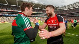 Mayo's clever kick-outs | The Sunday Game