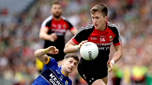 Cillian O'Connor will likely play in his fourth All-Ireland final in three weeks' time
