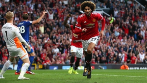 Marouane Fellaini has become one of Manchester United's most important players