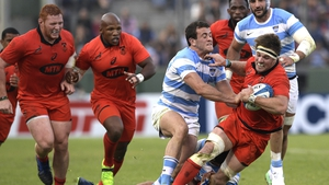 South Africa blasted by Argentina  in the Rugby Championship this evening