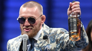 Conor McGregor: 'He's a smooth operator, very composed.'