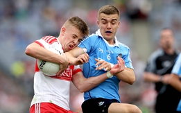 """Spillane: """"Space has yet to score in Croke Park"""" 