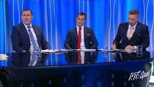 The Sunday Game panel were full of praise for Dublin