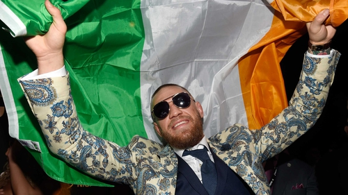 McGregor is one of the world's richest sportsmen