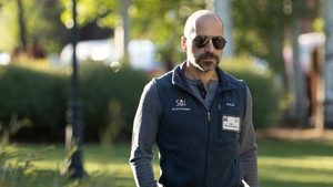 Uber CEO Dara Khosrowshahi says its future lies in a wide technology platform shaping logistics and transportation
