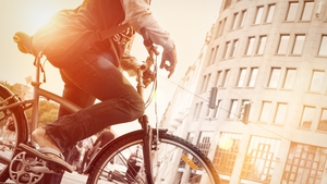 On your bike to beat the traffic and bad health. Photo:  Csaba Peterdi/Shutterstock