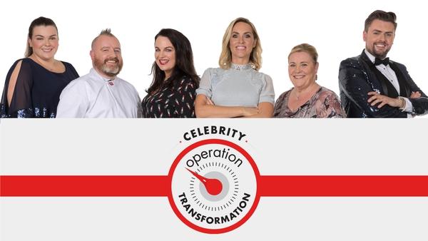 Celebrity Operation Transformation 2017