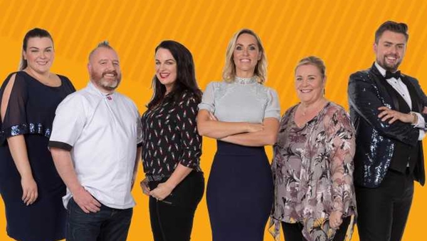 2017 Celebrity Operation Transformation contestants