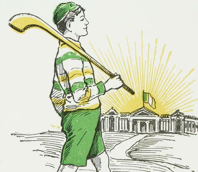 Hurley Edition 108 of Century Ireland