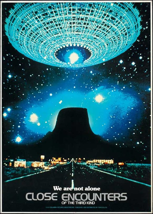 "40th anniversary of ""Close Encounters of the Third Kind"""