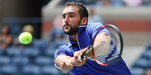Marin Cilic: 'Everything feels okay physically. I'm very happy with that. That's the number one thing.'