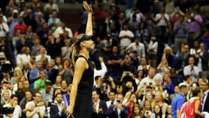 Maria Sharapova: 'I just thought this was another day, another opportunity, another match but this was so much more...'