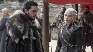 Game of Thrones stars Kit Harington and Emilia Clarke pictured in Belfast pub