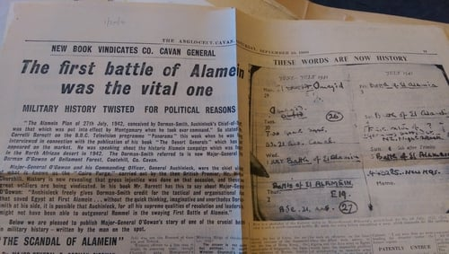 The Anglo-Celt, Cavan, September 10th., 1960.  Eric's vindication
