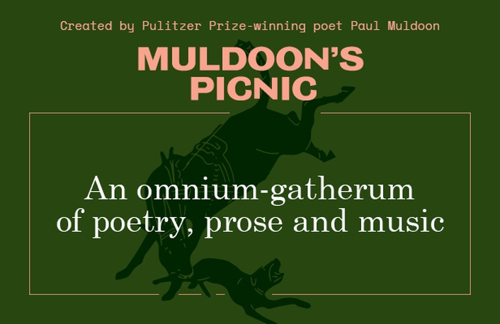 """Muldoon's Picnic"", an evening of poetry, prose and music"