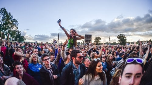 Electric Picnic kicks off this Friday. Pic: Ruth Medjber