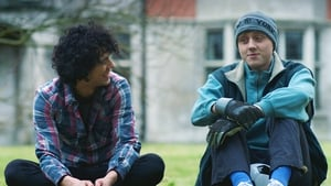 Dermot Murphy and Jacob McCarthy star in Nick Kelly's debut feature The Drummer and The Keeper.