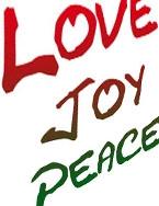 Love Joy Peace by Thomas Kinsella