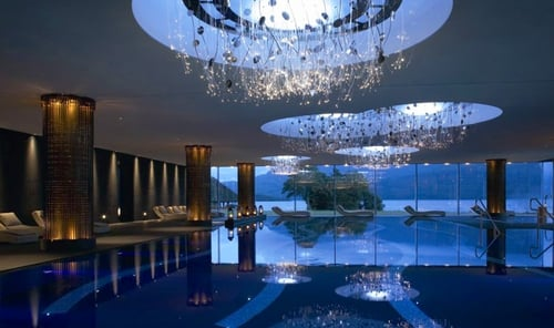 The best five-star spa in Ireland