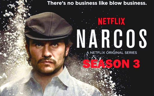 """Preview: Season 3 of """"Narcos"""" on Netflix"""