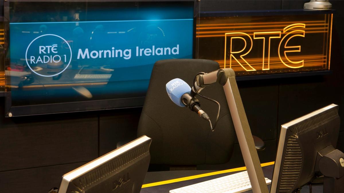 Morning Ireland Monday 2 October 2017