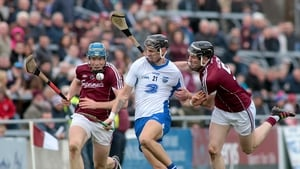 Maurice Shanahan is one of the Waterford players tipped to make a big impact late on