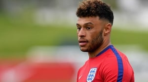 Alex Oxlade-Chamberlain is currently training with the England squad ahead of Friday's clash with Malta