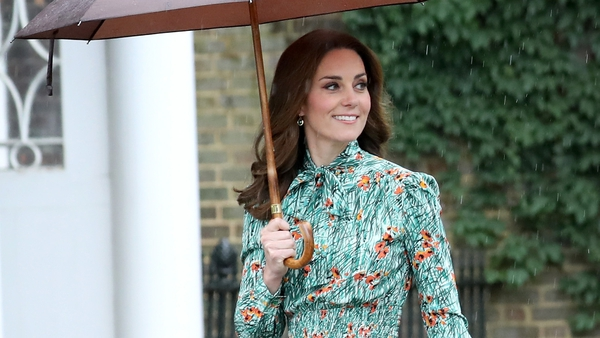 Saw It, Loved It: Kate Middleton's Prada Dress
