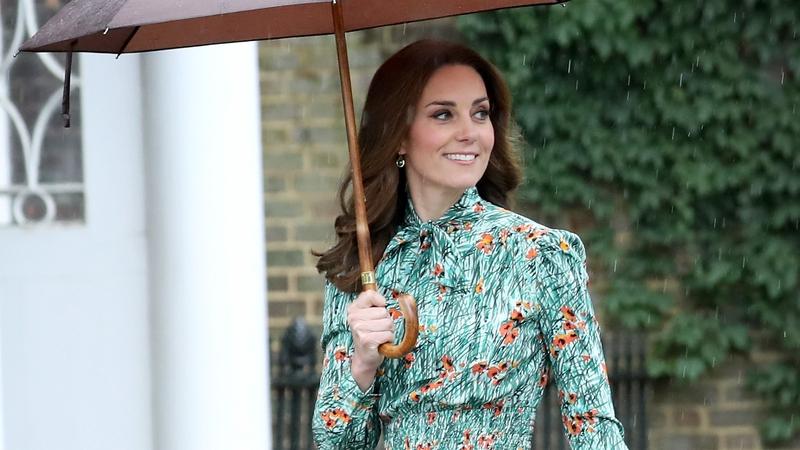 Saw It, Loved It: Kate Middleton\'s Prada Dress