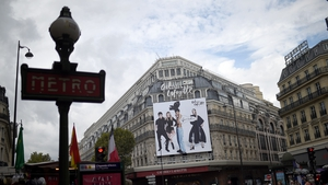 Galeries Lafayette generates annual sales of €3.8 billion from 280 stores