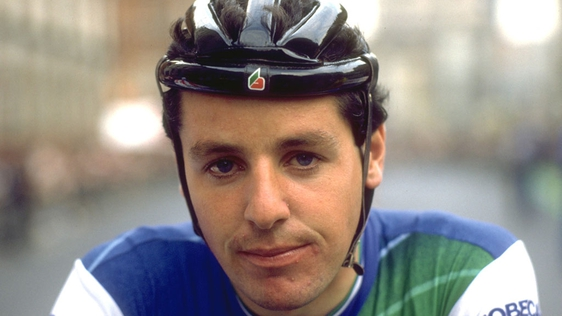 Stephen Roche World Road Race Champion