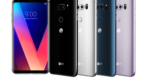 IFA 2017: LG V30 hands-on review