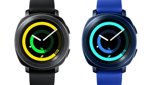 The new Gear Sport is described as a wellness manager by Samsung
