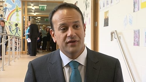 Leo Varadkar says there is a legislative basis for the public services card