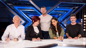 The X Factor gang