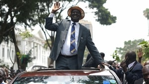Raila Odinga lost August's election but the result was overturned