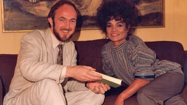 1987: Joe Jackson meets the legendary Eartha Kitt