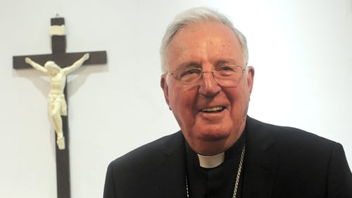 Pope pays tribute to late Cardinal Cormac Murphy-O'Connor
