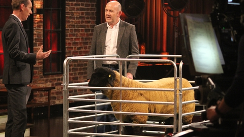 Ireland's Most Expensive Lamb | The Late Late Show